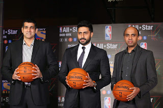 Abhishek Bachchan at NBA All Stars press meet (11).JPG