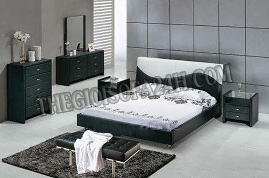 Giường ngủ GN030
