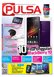 TABLOID PULSA EDISI 251 16 JANUARI 2013- 29 JANUARI 2013 ~ ALL IN 1