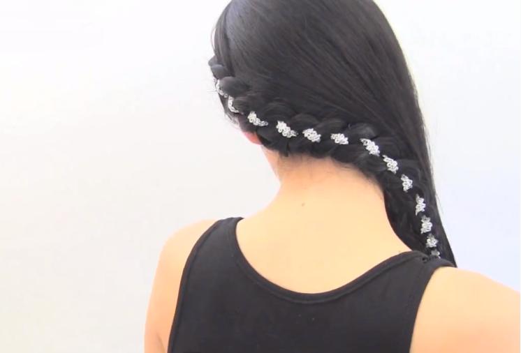 PEINADOS Semirecogidos fáciles y rápidos YouTube - Secretos De Chicas.Es Peinados Semirecogidos