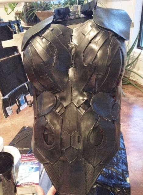Avengers Age of Ultron Thor Costume | Top Celebs Jackets ...