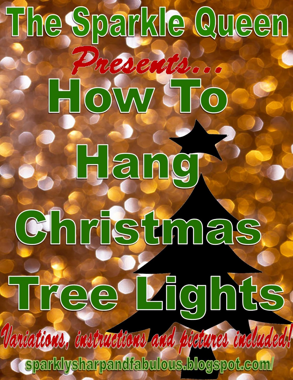 the art of lighting a christmas tree vertical vs horizontal - Best Way To Put Christmas Lights On Tree
