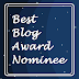 Best Blog Award Nominee!