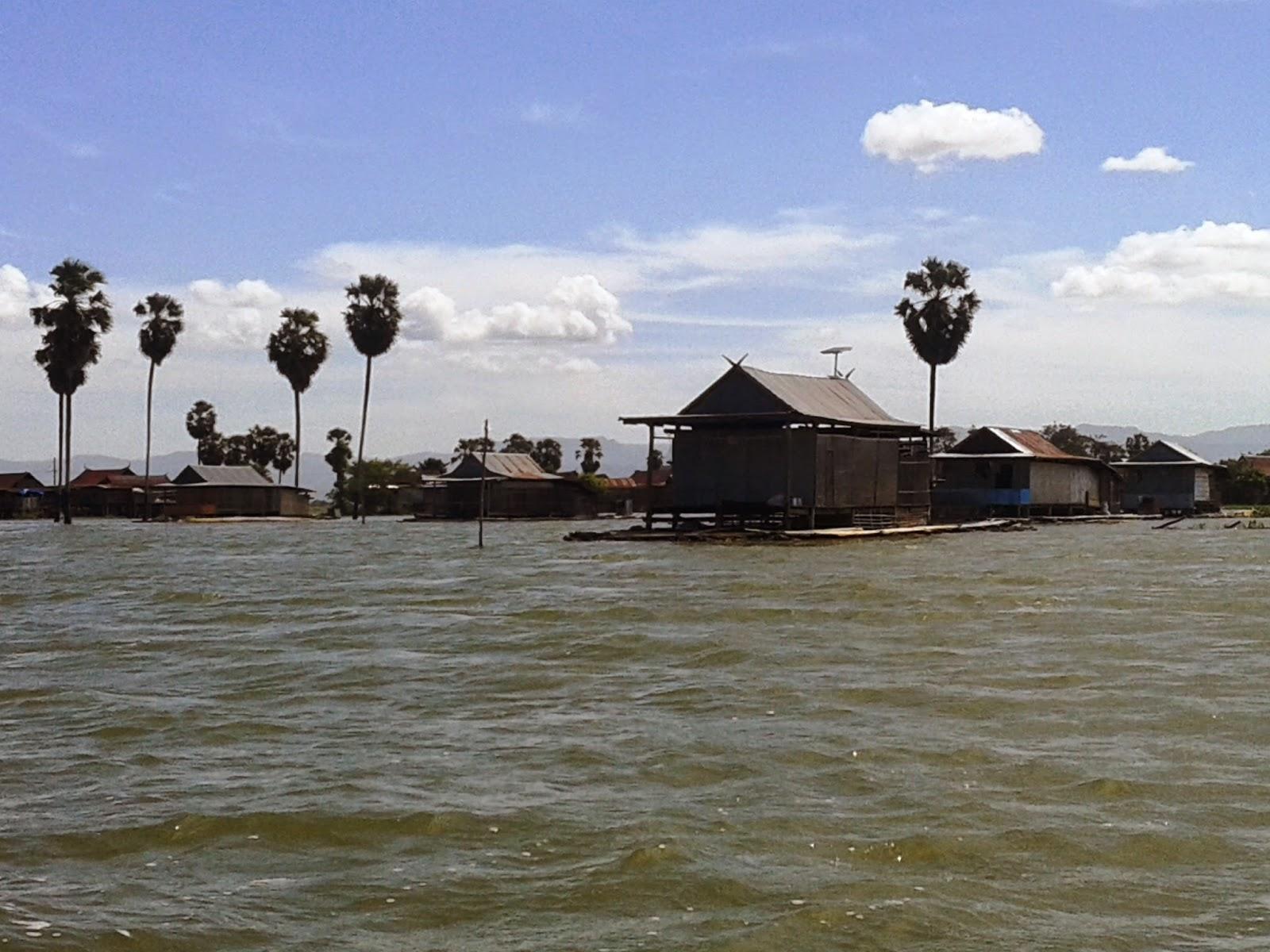 Perairan Danau Tempe