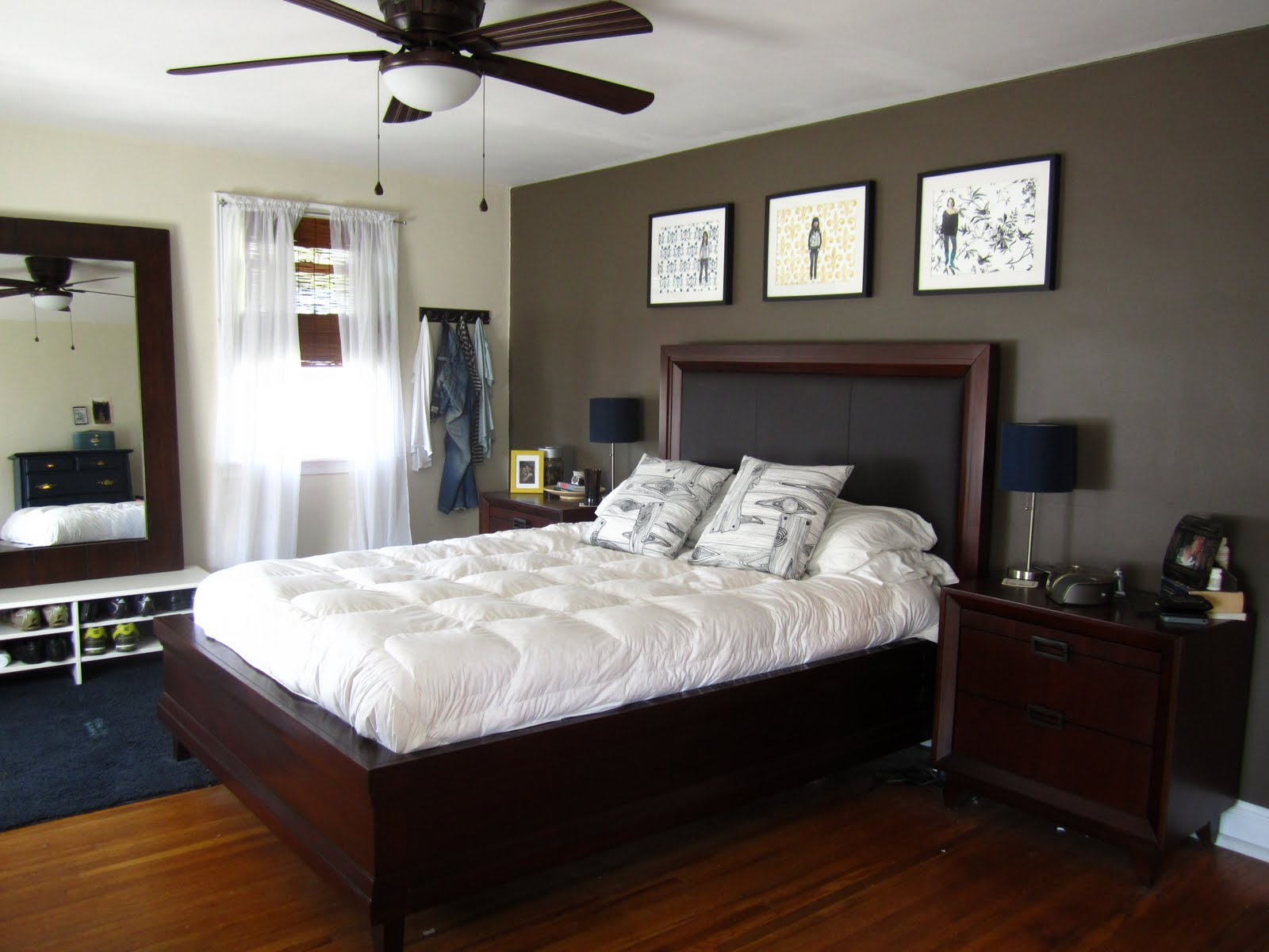 Secondhand Home: Bedroom Progress