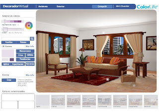 Aplicaci n en facebook para decorar tu casa remodelaciones for Decorador virtual hogar