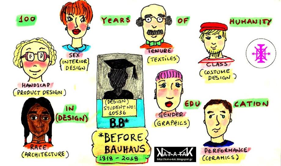 BAUHAUS 100 YRS ...