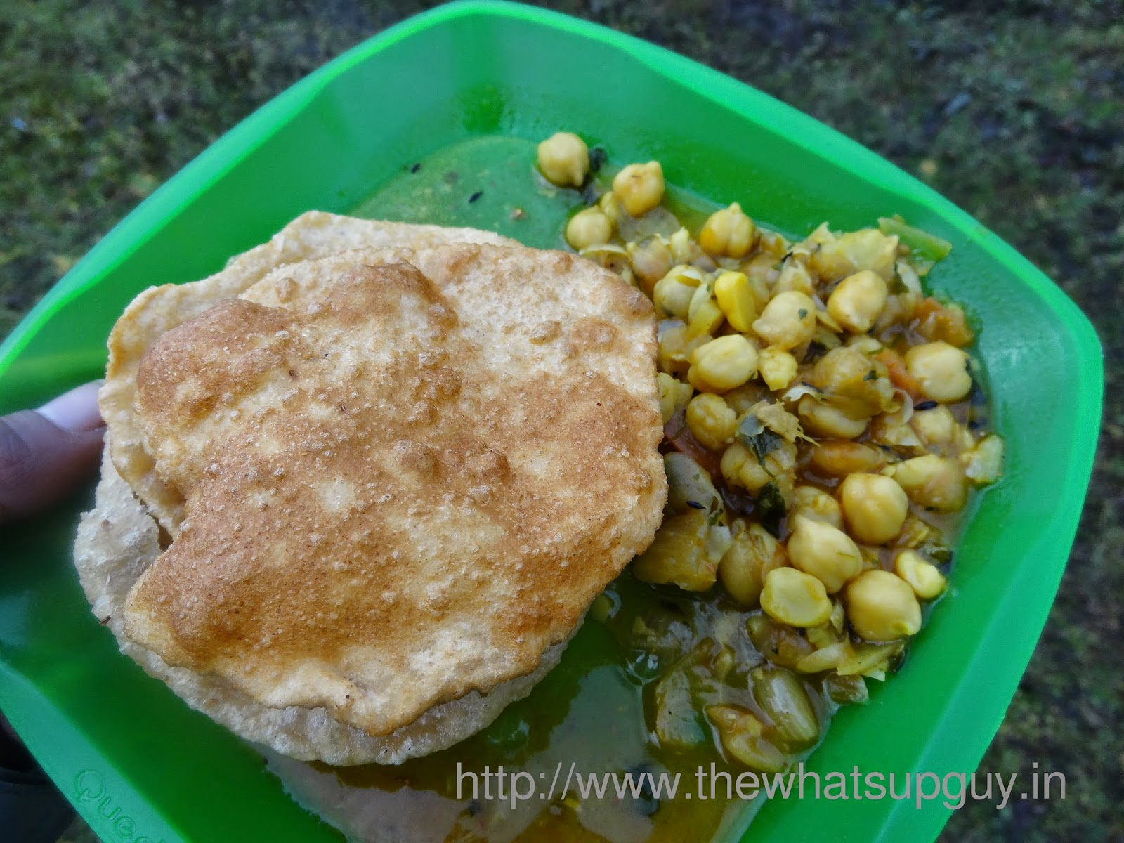 Awesome Food Roopkund Trek With India Hikes Day 6