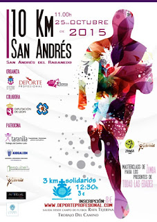 10 Km San Andres