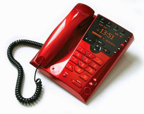 Телефон с АОН Палиха П-750 DECT красный - АОН и Caller ID, автодозвон, связь с ПК через USB, запись разговора, автоответчик, записная книжка, селекция звонков, отправка SMS
