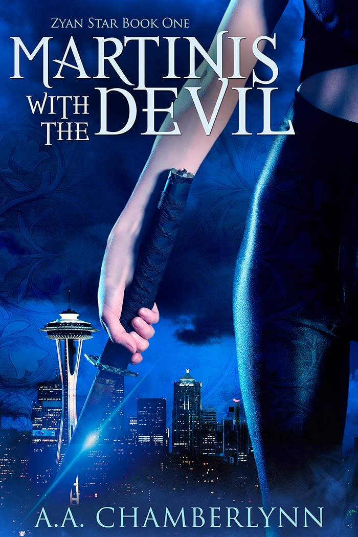 Read the first novella in this urban fantasy series!