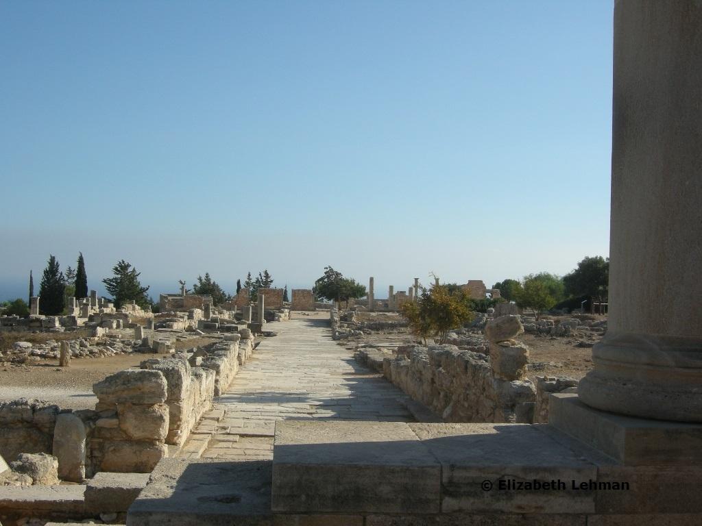 Exploring Cyprus: Sanctuary of Apollo Hylates ...