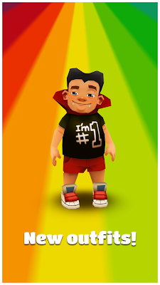 Subway Surfers Apk v1.15.0 New Orleans Mod Everything for android