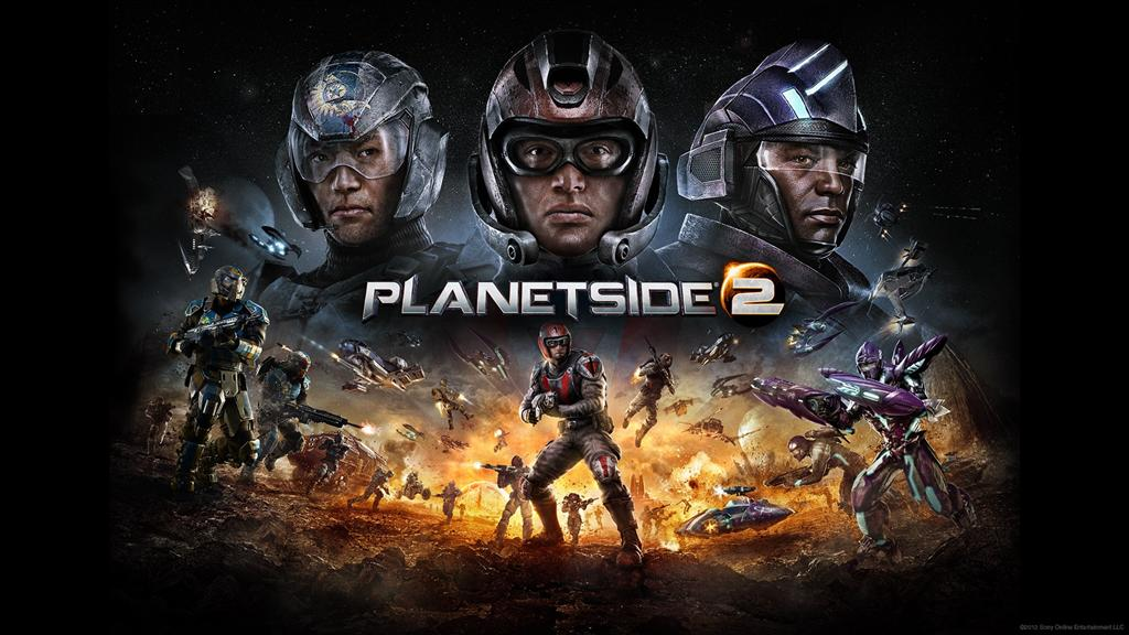 PlanetSide HD & Widescreen Wallpaper 0.749911472039353