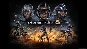 #12 PlanetSide Wallpaper