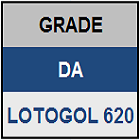 GRADE LOTOGOL 620 - MINI