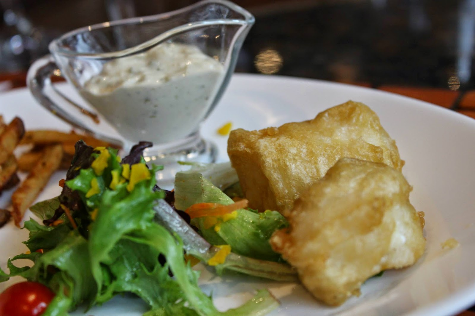 le FLAG bistro-pizz Flagrant Délice restaurant fish and chips
