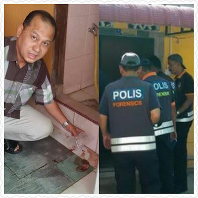 haji amzad dan polis
