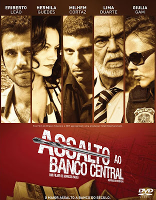 Assalto Ao Banco Central - DVDRip Nacional