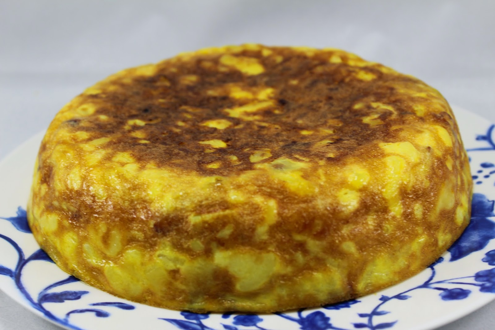 Tortilla con patatas horneadas olla GM Ana Sevilla