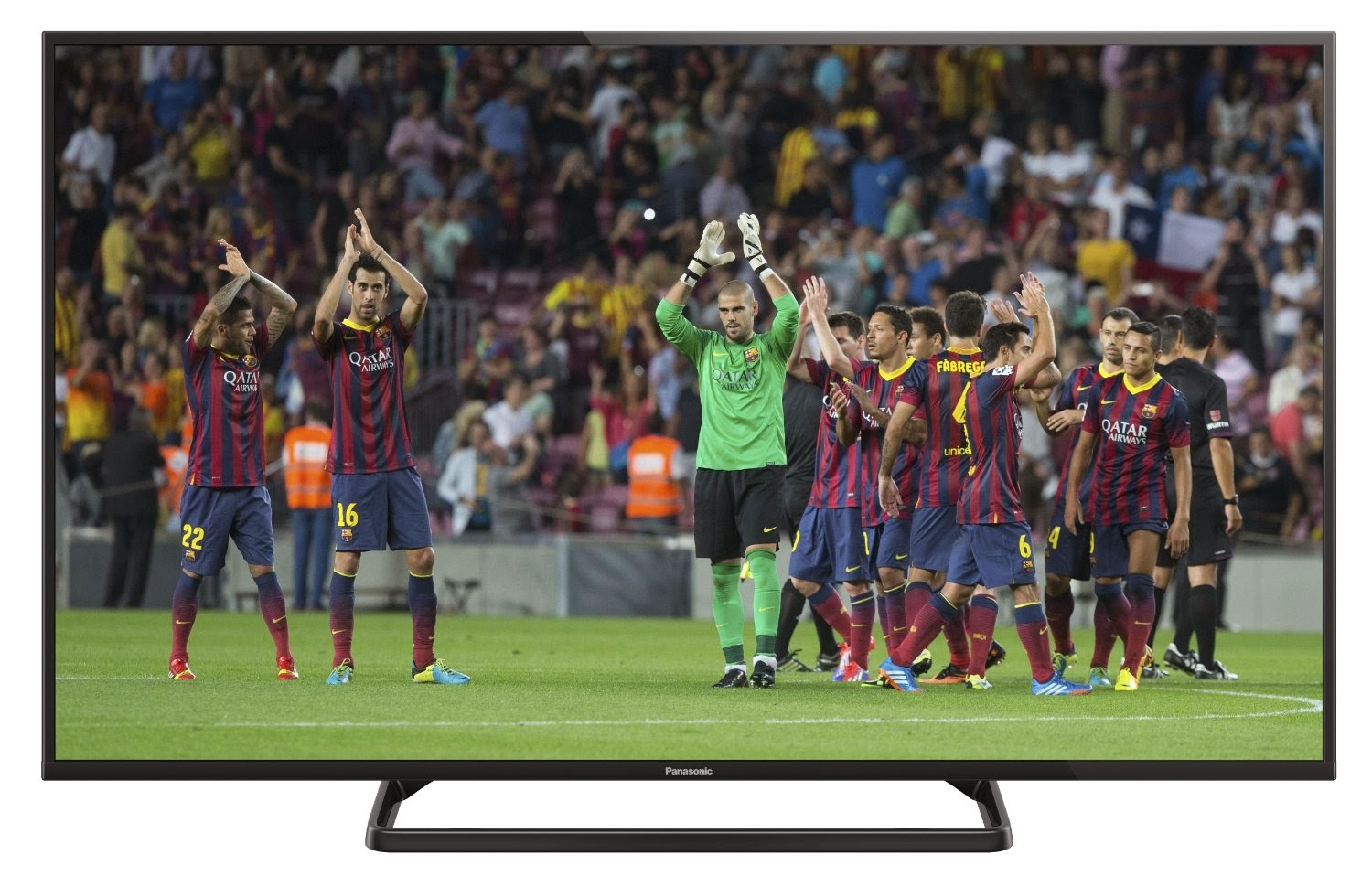 Panasonic TX-42A400B 42-inch Widescreen 1080p Full HD Slim LED TV