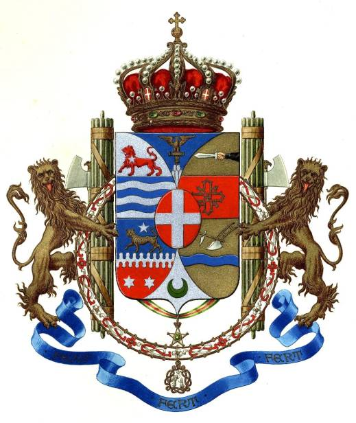 Coat-of-arms of Italian East Africa