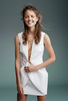 Isabelle Cornish wears Urban Outfitters Australian dress collaboration