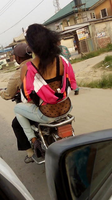 As Seen In Delta, Is This Fashion Or Madness?