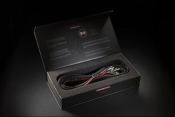triangle symphonie speaker cables new. Black Bedroom Furniture Sets. Home Design Ideas