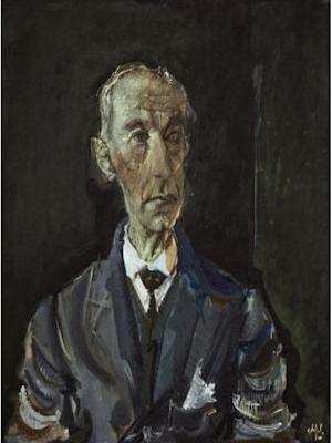 retrato-de-gerardo-diego-1992-por-alvaro-delgado
