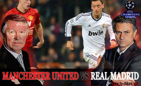 Manchester united Vs Real Madrid.org