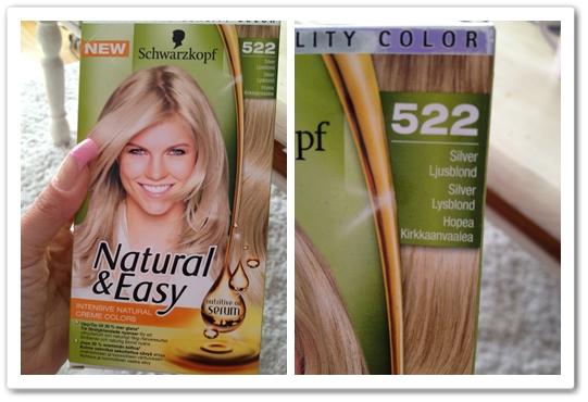 hur får man bort gult hår