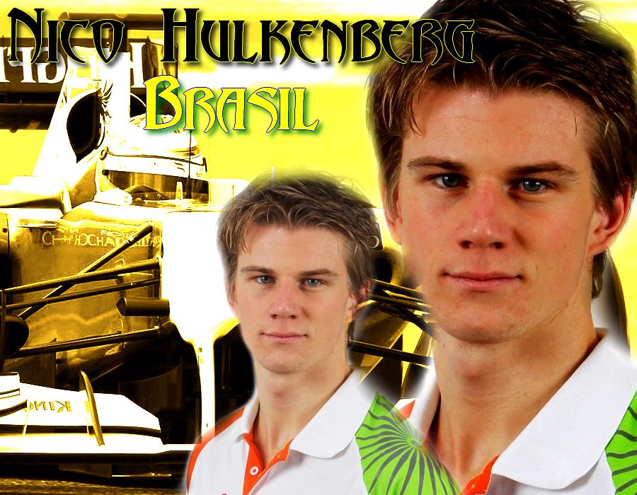 Nico Hulkenberg Brasil