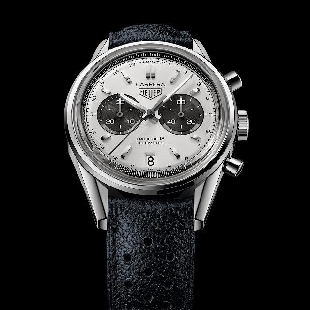 TAG Heuer Carrera Calibre 18 Chronograph Mechanical Watch