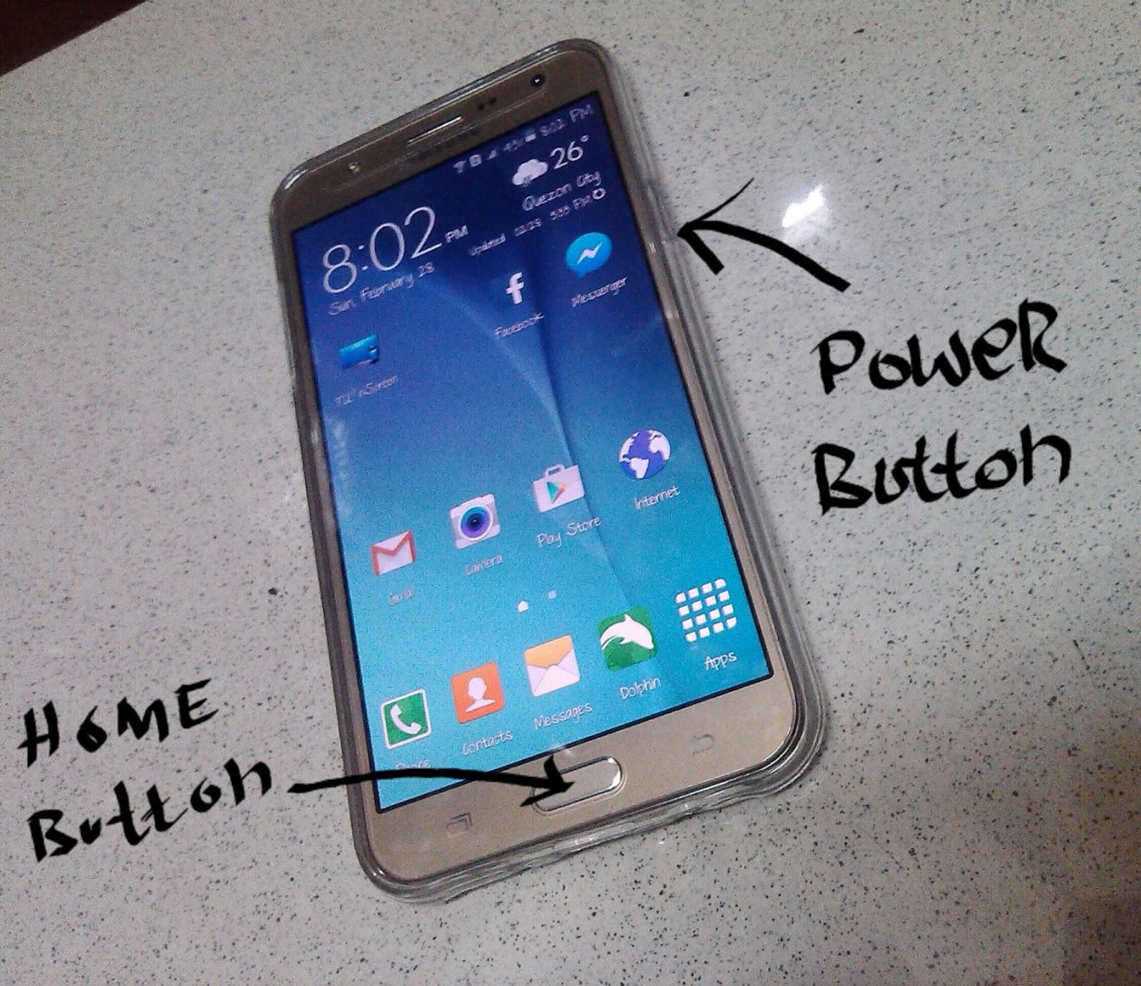 Как сделать фото с телефона самсунг j7