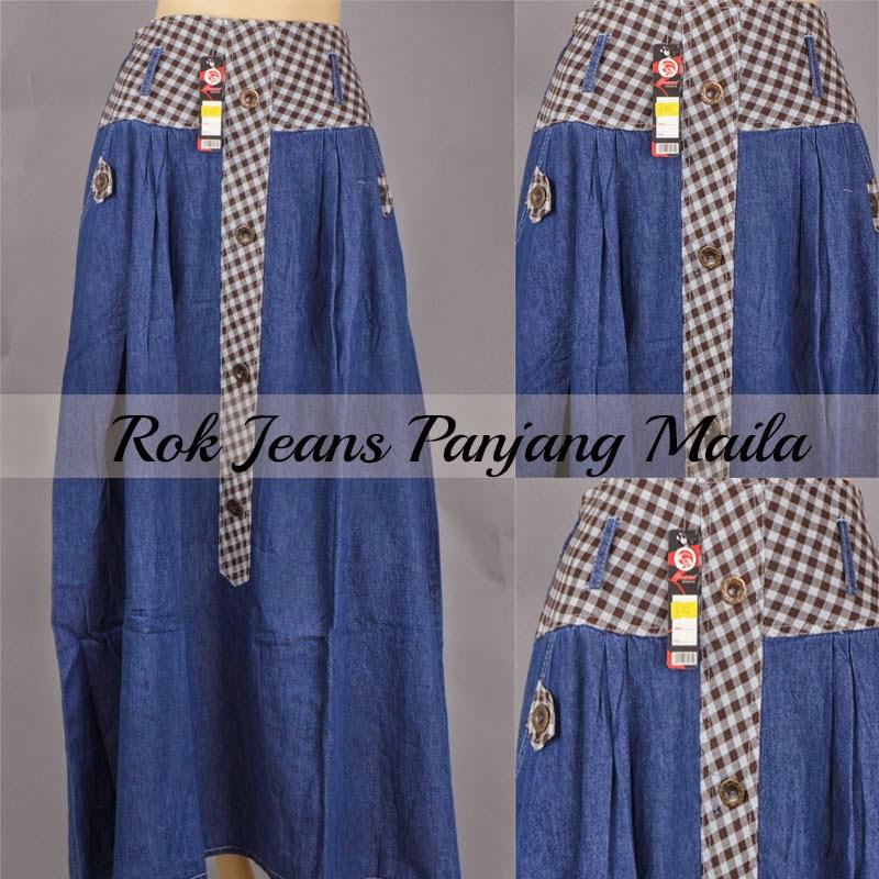Model Rok Jeans