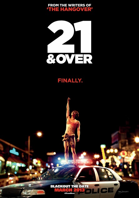21 & Over (2013) Online Latino