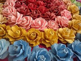 Lag flotte roser selv