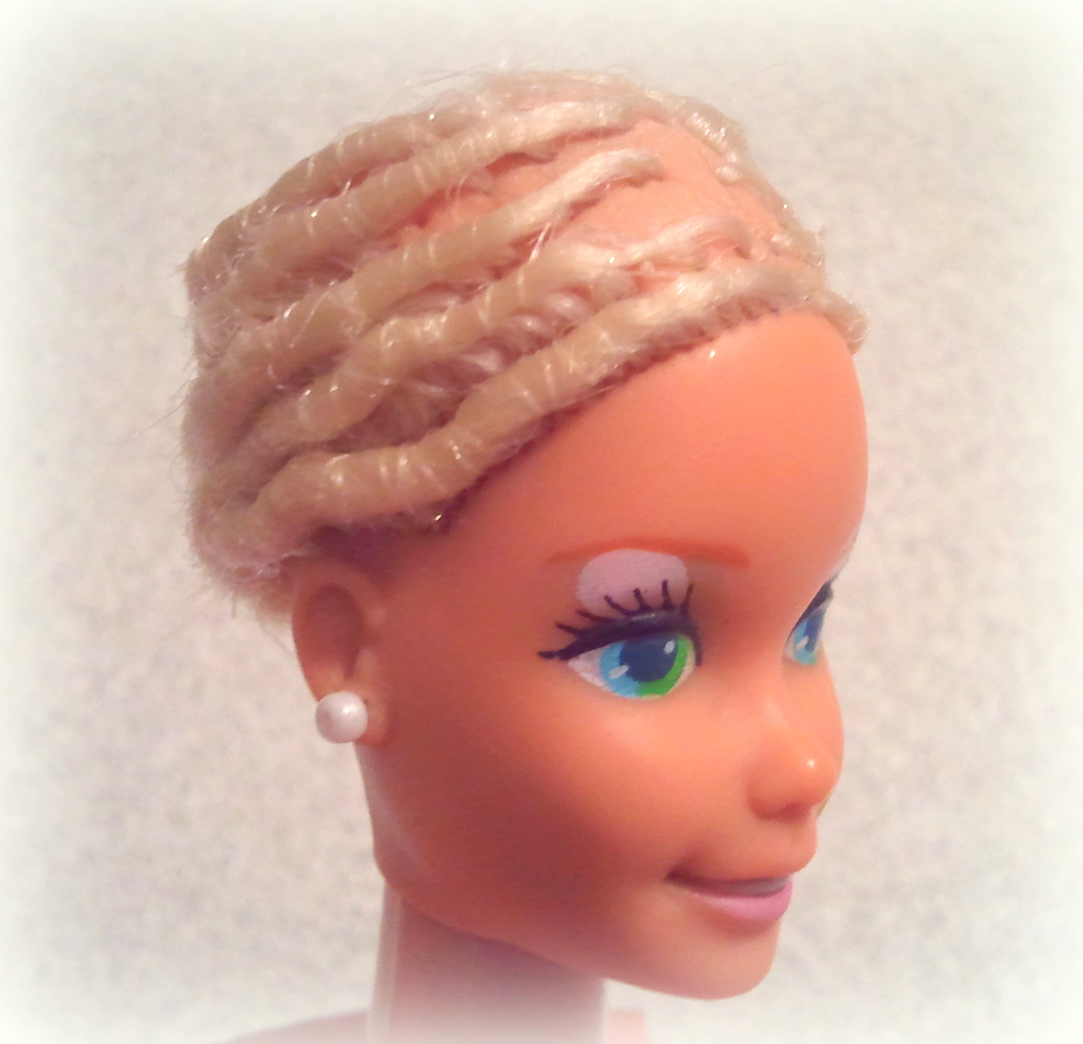Como Reparar Una Barbie Con El Pelo Cortado
