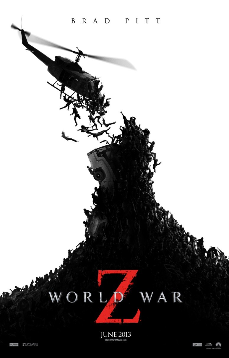 World War Z Teaser Trailer