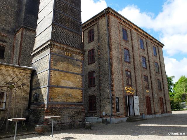 carlsberg city biere musee danemark entree brewery brasserie
