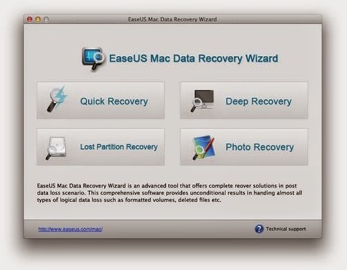 recover the removed files from computer