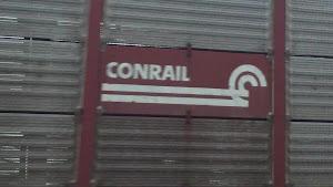 We got CONRAIL!