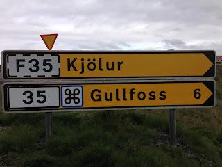 La Route F35 Kjölur
