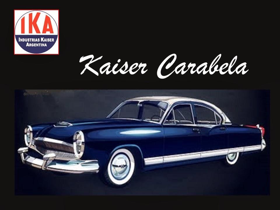 Kaiser Carabela.
