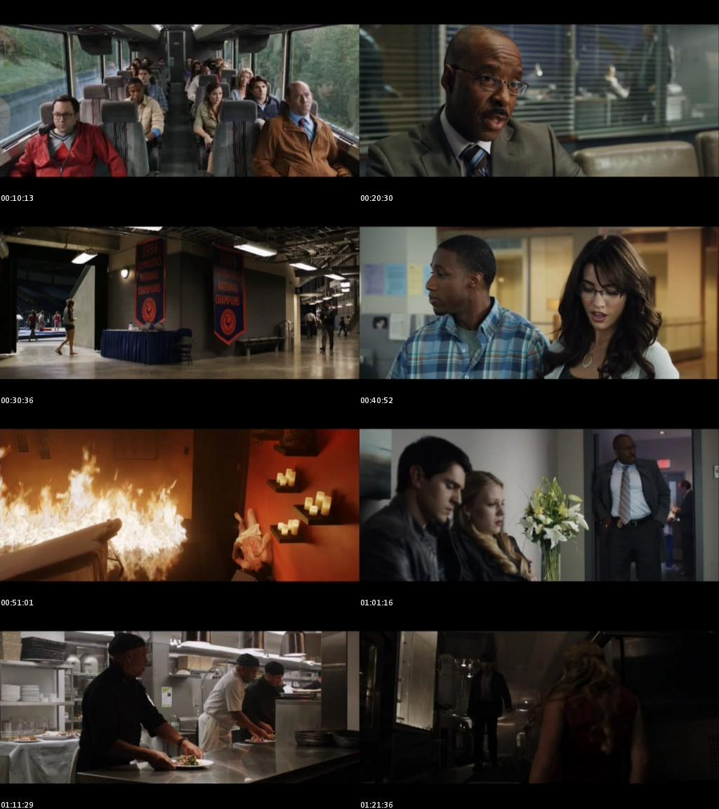 Destino final 5 (2011) [DVDRip] [Latino]