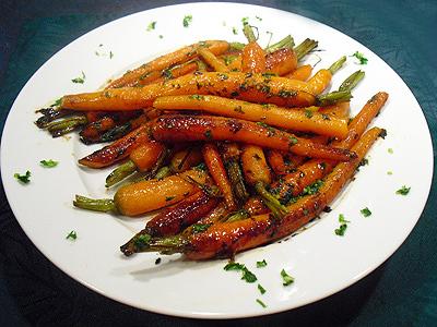 Carottes Confites La Recette Facile Par Toqu S 2 Cuisine