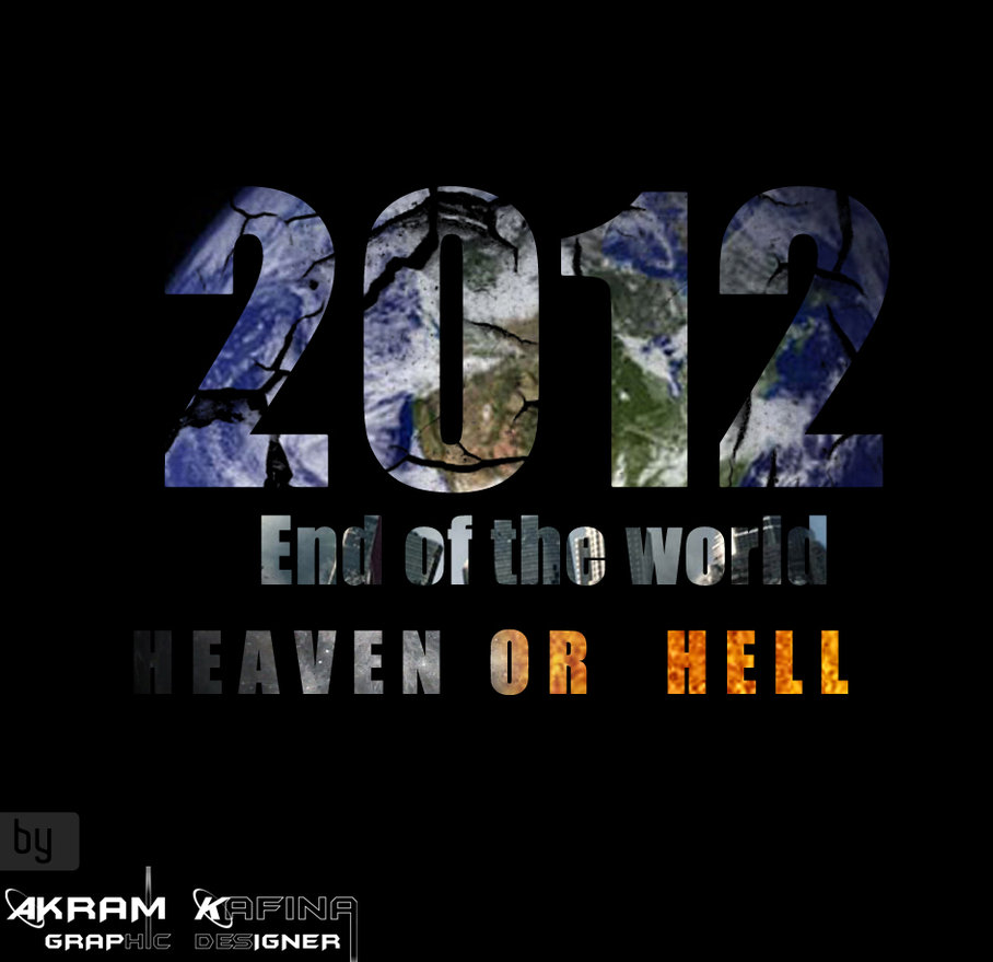 2012 the end of the world The conclusion of the year 2012 has sparked much attention, causing some to wonder if it will bring about the end of the world as we know it much of this speculation is based on the mayan calendar, which does not extend beyond this year.