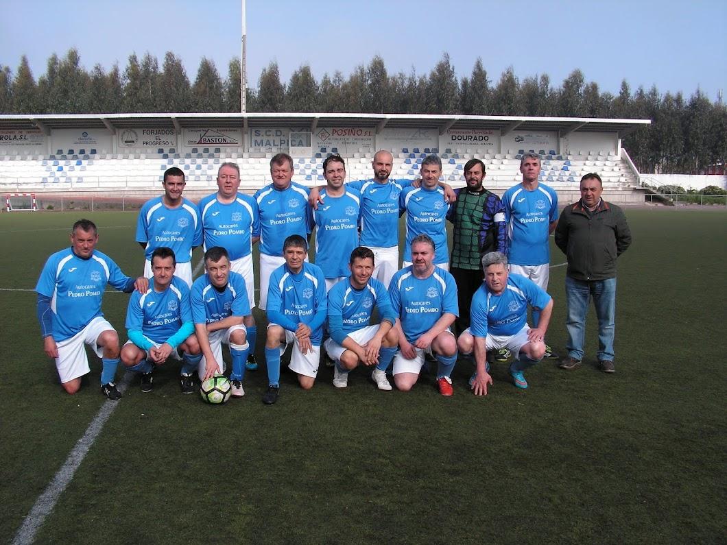 PLANTILLA TEMPORADA 2018-2019