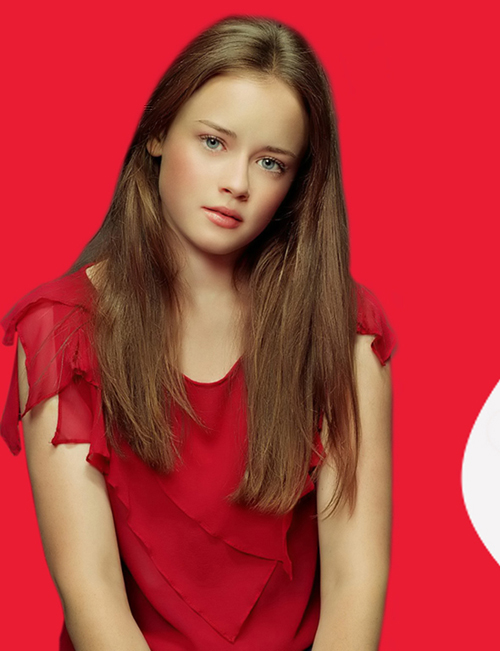 Alexis Bledel Hairstyle 74